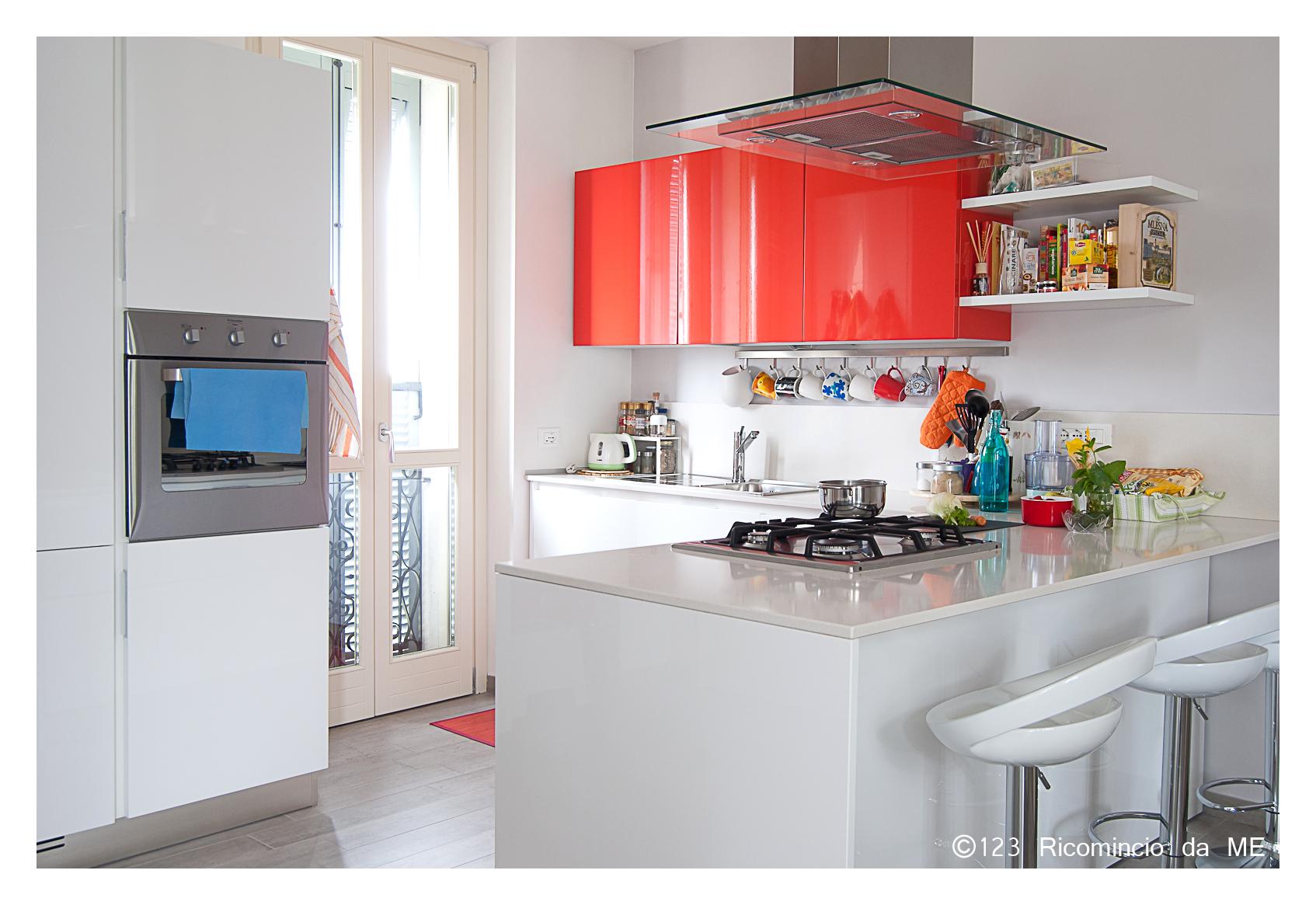 La mia nuova cucina e la dispensa verticale a cielo aperto for La mia nuova casa